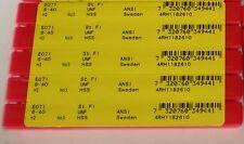 TAP DORMER CUTTING TOOL 6-40 E071 DOR STRA FL BOTTOM 3 FLUTE H2 HSS BRT&BRZ NO3