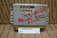 1999 Hyundai Accent Engine Control Unit ECU 3911022371 Module 997-5D5