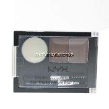 NYX Eyebrow Cake Powder ECP03 TAUPE/ASH, Brand New in Manufacture Packaging
