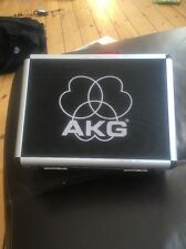 AKG C3000B Microphone (Shock mount/Manuals/Flight Case)