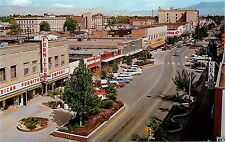 Vintage Postcard Main Street Grand Junction Colorado CO Meas County