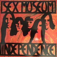 SEX MUSEUM Independence LP+CD . miracle workers garagte hard punk deep purple