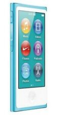Apple iPod nano 7th Generation Blue (16 GB)