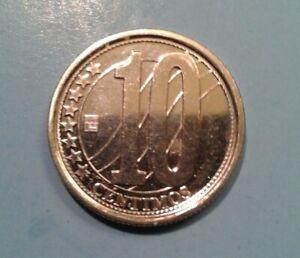 Venezuela 10 Centemos coin2007