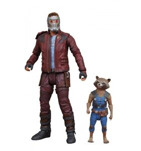 Diamond Marvel Select Star-Lord And Rocket