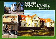Seeheilbad Graal-Müritz , Reha-Klinik , ungel. AK.