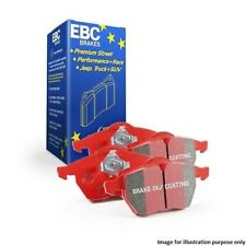 DP32082C Redstuff Rear Right Left Brake Pads Set Audi A6 A7 A8 Quattro By EBC
