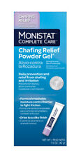 New Monistat Complete Care CHAFING RELIEF POWDER GEL 1.5oz tube NIB 05/2019 -4