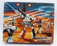 Vintage Transformers Puzzle 200 pieces COMPLET ARROW Puzzles 1986