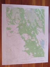 Jenny Lind California 1963 Original Vintage Usgs Topo Map