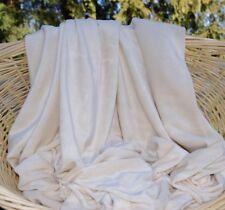 BAMBOO Heavy Weight Velour Fabric HOBV, Certified Organic