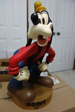 Goofy Disney Mickey Mouse Best Friend Big Figure Statue, See photos! Amazing!