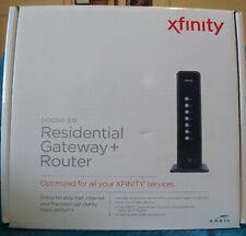 Xfinity Modem Router ARRIS TG862G/CT  WiFi 802.11n DOCSIS 3.0 Gateway Pre-Owned