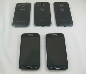 5 Samsung SM-G360V Galaxy Core Prime Verizon/Unlocked Lot  GOOD
