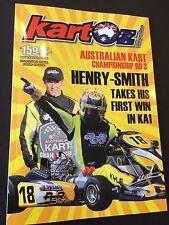 Go Kart - Kart OZ Magazines July 2017