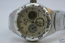 Chronotech Italian Designer Stainless Steel Multi-Function Mens Watch