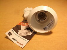 New Juno Trac-Master T423W Lamp Fixture Can, White *Free Shipping*