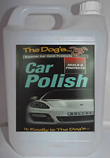 The Dogs Car Valeting Professional Showroom Finish High Shine Car Polish 5 LTR