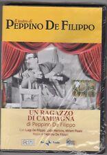dvd IL TEATRO DI PEPPINO DE FILIPPO HOBBY & WORK Un ragazzo di campagna