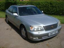 1999 Lexus LS400 V8 Saloon