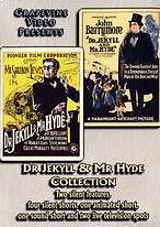 DR JEKYLL & MR HYDE COLLECTION - DVD - Region Free - Sealed