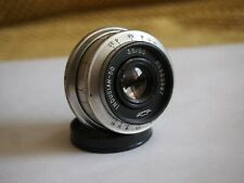 KMZ INDUSTAR-50 50 mm f/3,5 Lens M39 for Zenit camera