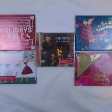 STARBUCKS CHRISTMAS HOLIDAY ALBUM COMPILATION 5 CD LOT NEW SEALED FREE SHIP TW