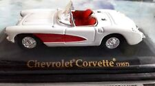 Modellini Auto _ Chevrolet Corvette (1957) - Scala 1:43  ... vedi