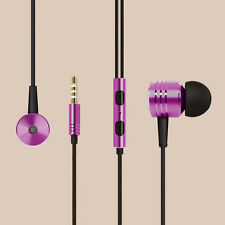 3.5mm In-Ear Piston Stereo Earbuds Earphone Headset Headphone For iPhone Samsung