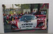 PHOTO cm10x15 24h LE MANS 1994 PORSCHE 962C GTi #6 team Nippon ARCHIVES GASNERIE