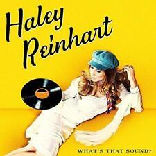 Haley Reinhart - What's That Sound? (NEW CD)