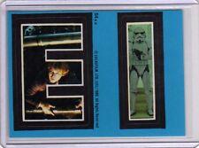 1980 Star Wars: The Empire Strikes Back Series 2 Sticker 54 EX+/NM