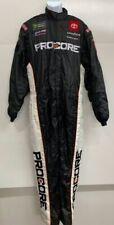 NASCAR 1pc Monster Energy Race Used Fire Suit SFI 3-2A/5 Leavine C46/W36/L34