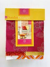Duralee Designer Eileen Kathryn Boyd Textiles Fabric Sample Book Fuschia Citron