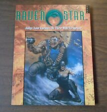 Raven Star Science Fiction Role Playing Game (1st ed.) SC Sci-Fi RPG NEW