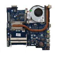 HP 250 G4 Motherboard 824453-601 + Pentium 3825u @ 1.90 GHz Heatsink and Fan