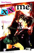 "Ema Toyama - "" XX me ! - Band 1 "" - sehr guter Zustand"