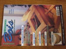 16µµ  Revue L'Atelier Bois n°56 Tables gigognes Meuble salle de bains CHEVILLAGE