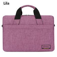 15,6 Zoll NOTEBOOK Laptop Schutz Tasche Koffer Laptoptasche Wasserdicht Lila