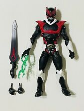 Power Rangers Lightning Collection Red Psycho Ranger Action Figure Complete
