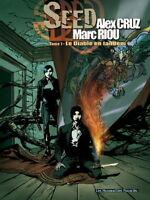 BD Seed Tome 1 Le diable en tandem Edition Originale
