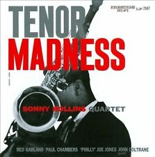 Tenor Madness by Sonny Rollins/Sonny Rollins Quartet (CD, Oct-1990, Original...