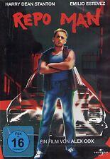 DVD NEU/OVP - Repo Man (Alex Cox) - Harry Dean Stanton & Emilio Estevez