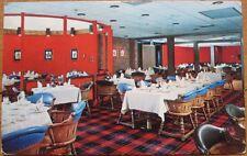 1970 Chrome: Angus Room Restaurant - Fredericksburg, VA