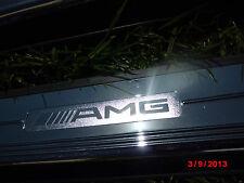 2003-2006 Mercedes-Benz W215 CL600 CL500 CL55 AMG DOOR LOW ENTRANCE SILL CHROME
