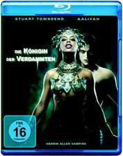 Queen of the Damned (2002) Michael Rymer | Aaliyah | New | Sealed | Blu-ray