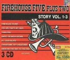 Firehouse Five plus Two Story 1-3 (#zyx7701-2) [3 CD]