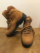 Coleman Dry Everest 2 Boots Size 6 1/2 Brown Leather Hiking Trail Thermolite