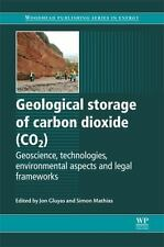 Woodhead Publishing Series in Energy: Geological Storage of Carbon Dioxide...