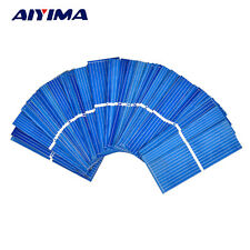 100pcs Solar Panel 52*19mm Solar Cell for DIY Cell Phone Charging